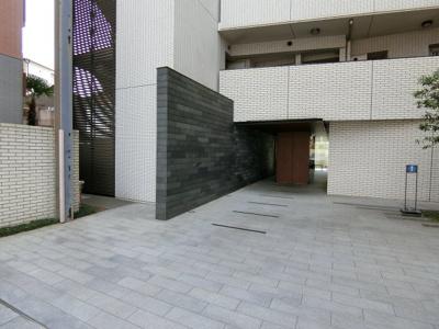 【エントランス】コスモ田端ビューフォルム