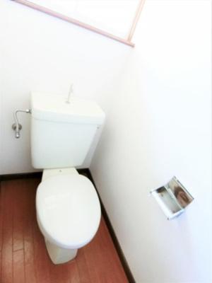 【トイレ】ハニーハイツ