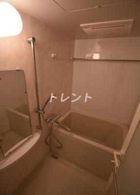 【浴室】フォンテーヌ芝浦