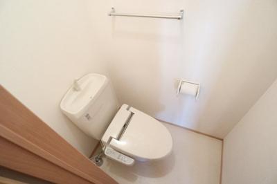 【トイレ】セブンス ドエルB