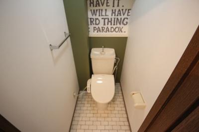 【トイレ】モンテ王子
