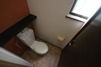 【トイレ】坂東ハウス
