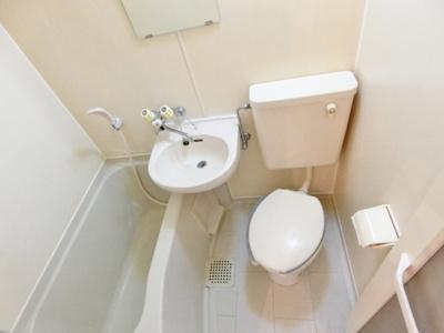 【浴室】サンハイツ大芝