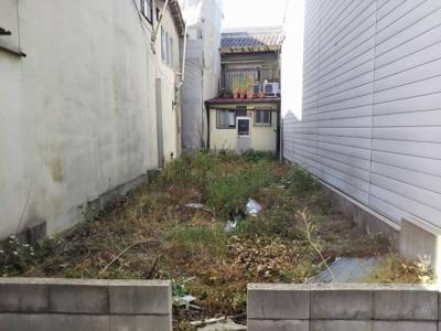 【外観】城東区野江3丁目 売土地