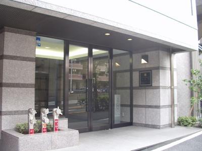 【エントランス】ルーブル西五反田弐番館