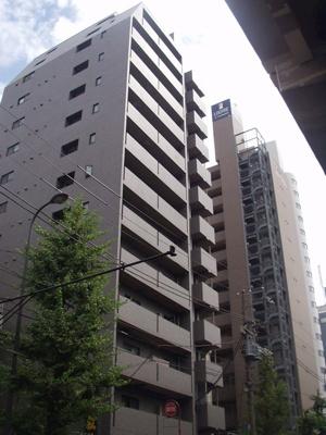 【外観】ルーブル西五反田弐番館