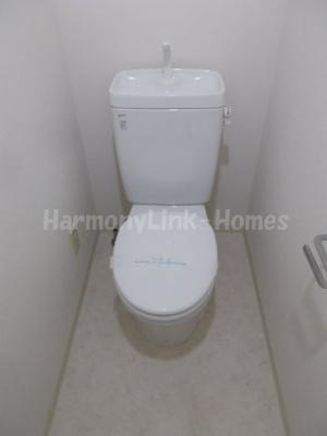 スパシエルクス池袋の落ち着いたトイレです☆