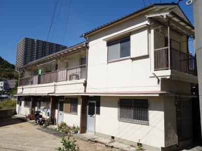 【外観】妙法寺松本連棟貸家4号