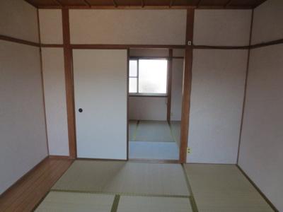 【和室】妙法寺松本連棟貸家4号
