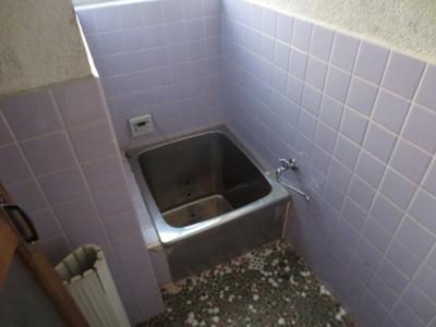 【浴室】妙法寺松本連棟貸家4号