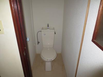 【トイレ】妙法寺松本連棟貸家4号