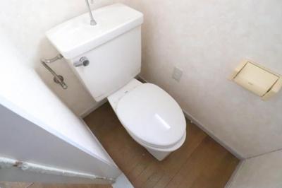 【トイレ】エス・テラス三ノ宮イースト(旧・ジャムコビル2)