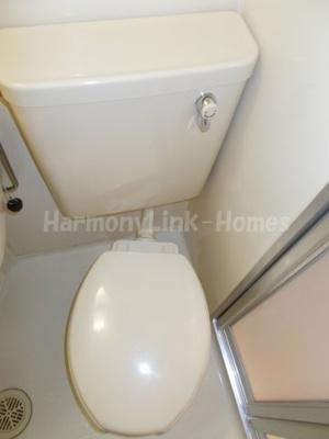 プラスパ志村のトイレです