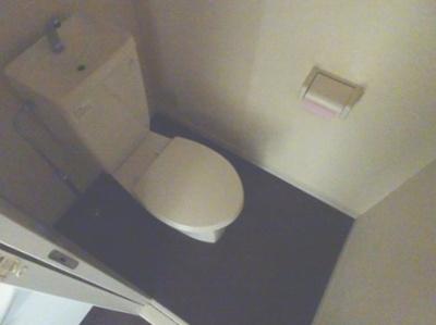 【トイレ】笹塚アーバン