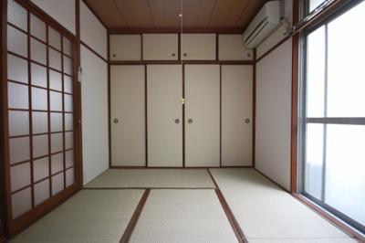【寝室】グリーンライフ六甲