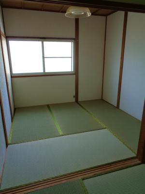 2階 和室4.5畳