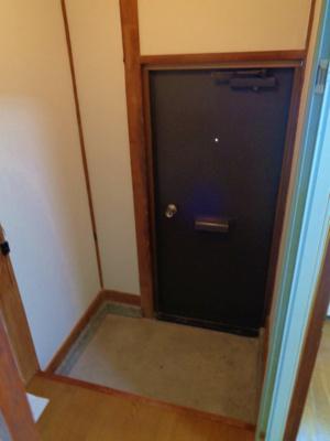 【玄関】はびきの4丁目テラスハウス