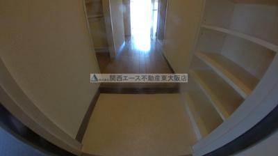【玄関】サニーウェル新石切