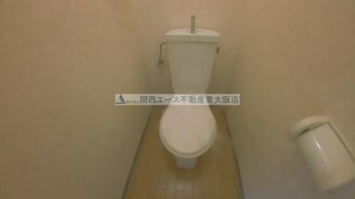 【トイレ】サニーウェル新石切