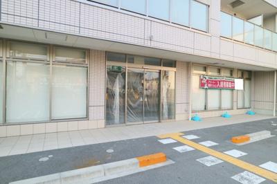 【エントランス】跡部北の町1丁目店舗