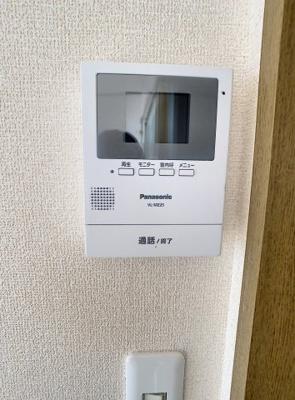 【セキュリティ】エスポアール弐番館