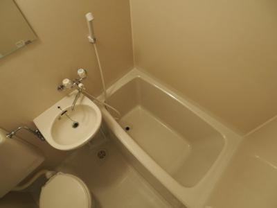【浴室】グレイスハイツ本山