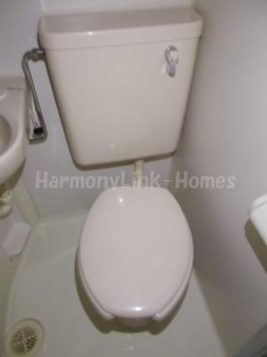 ライフピアラルゴのトイレ