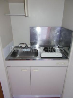 ライフピアラルゴのキッチン