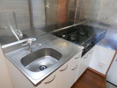 中村ハイツⅡのキッチン