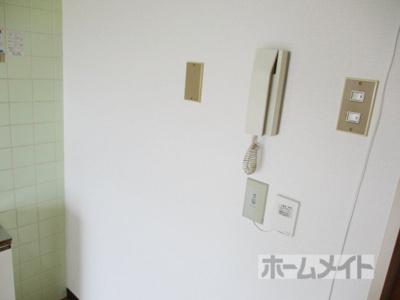 【セキュリティ】桜代マンション