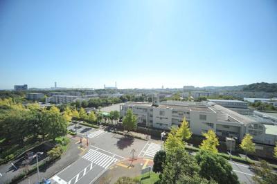 【展望】金沢シーサイドタウン並木一丁目第一4-1号棟