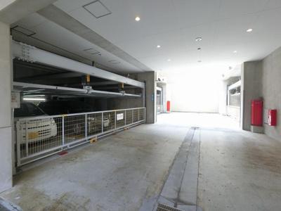 【駐車場】磯子中原ローレルコート