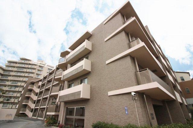 上野芝の落ち着いた数少ないマンションです 高級感もあります