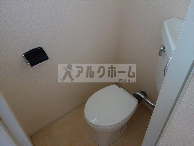 ハイツトシ(柏原市大県) お手洗い