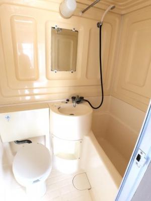 【浴室】国立シティハイツ
