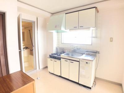 【キッチン】国立シティハイツ