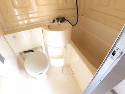 【トイレ】国立シティハイツ