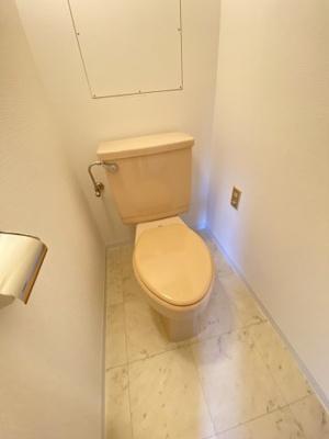 【トイレ】メゾントゥルース