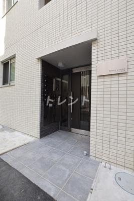 【エントランス】タウンコート飯田橋