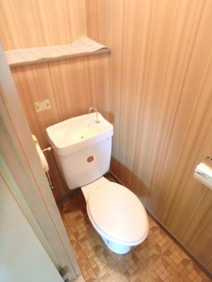 【トイレ】ウイングシャロー小豆餅A