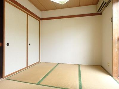 【寝室】ウイングシャロー小豆餅A