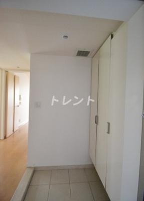 【玄関】パークハウス高田馬場公園アーバンス