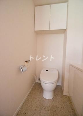【トイレ】パークハウス高田馬場公園アーバンス