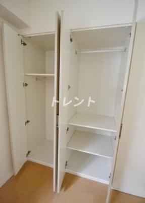 【収納】パークハウス高田馬場公園アーバンス