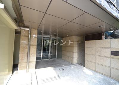 【エントランス】パークハウス高田馬場公園アーバンス