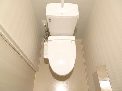 【トイレ】ハイムローゼⅦ