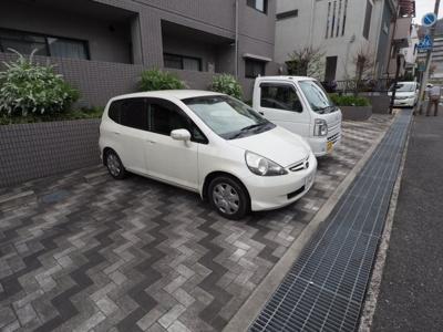 【駐車場】リンデンバウム清風