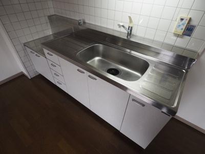 【キッチン】リンデンバウム清風