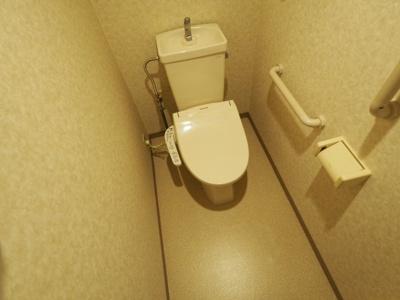 【トイレ】リンデンバウム清風