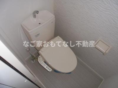 【トイレ】テラス菊井